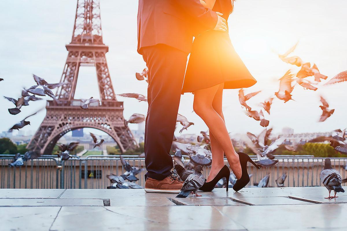 Париж, признание в любви!