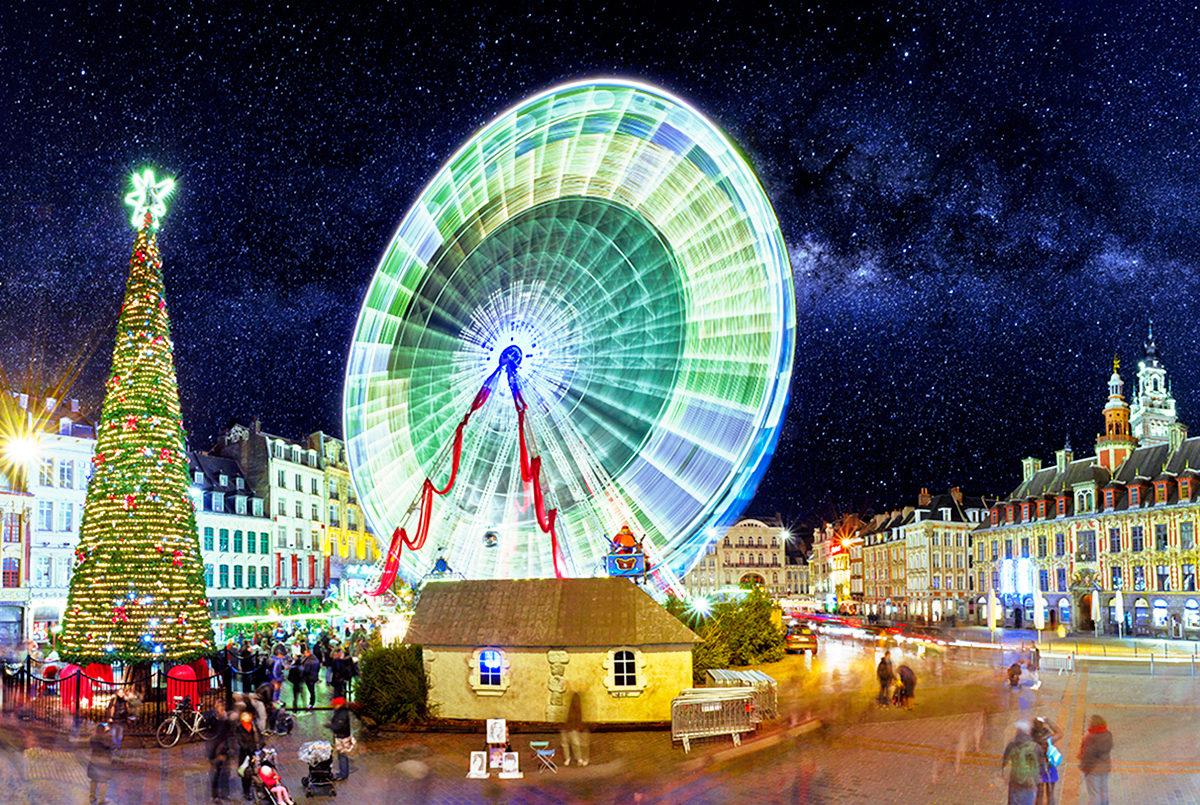 Рождественский Лилль, Франция