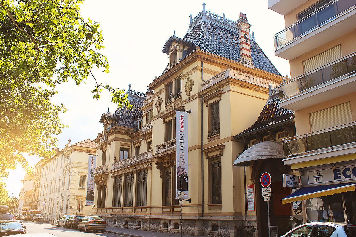 Дом-музей братьев Люмьер, Лион