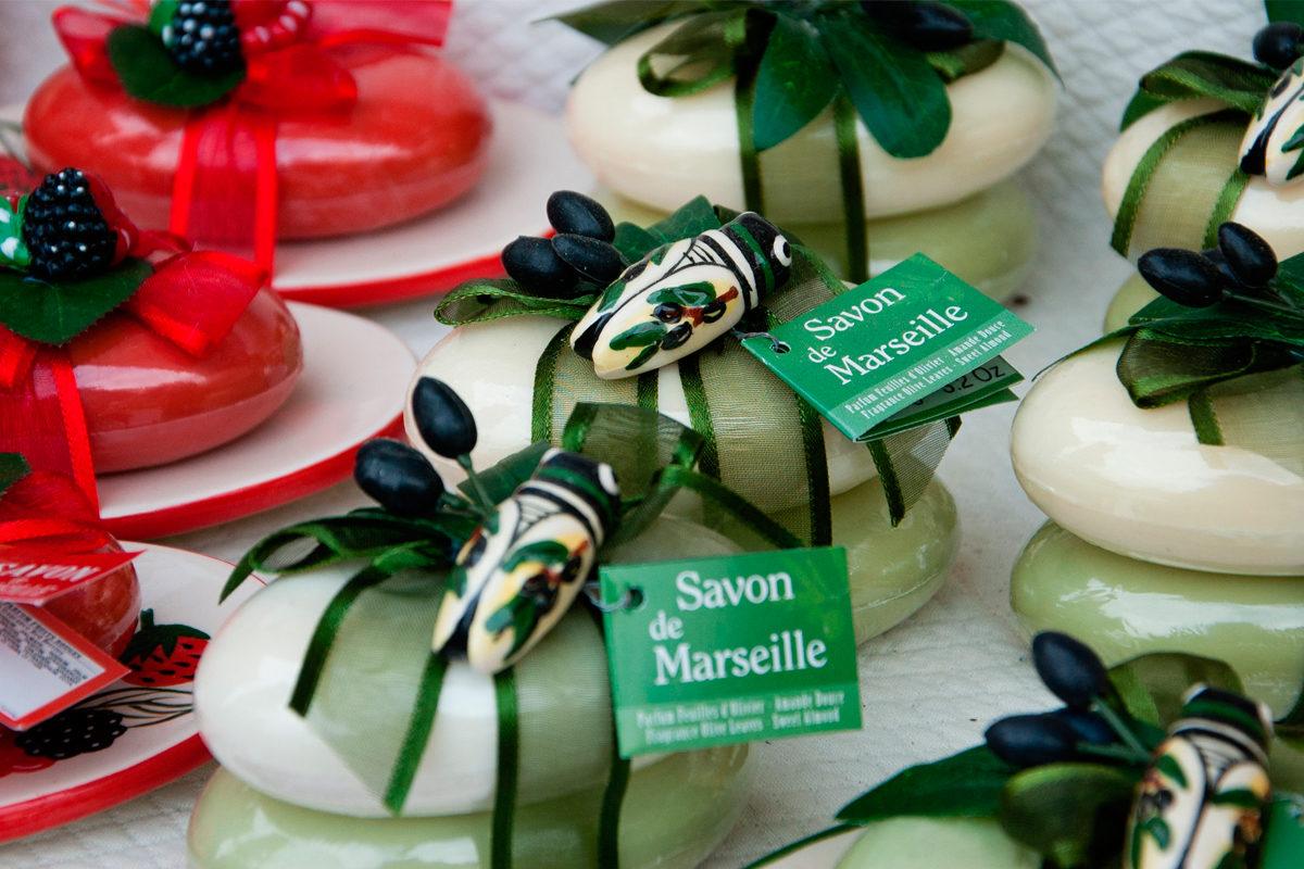 Натуральное мыло из Марселя