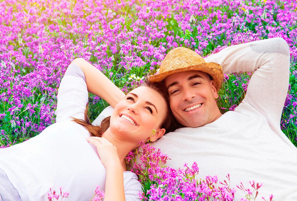 Cреди цветов и ароматов