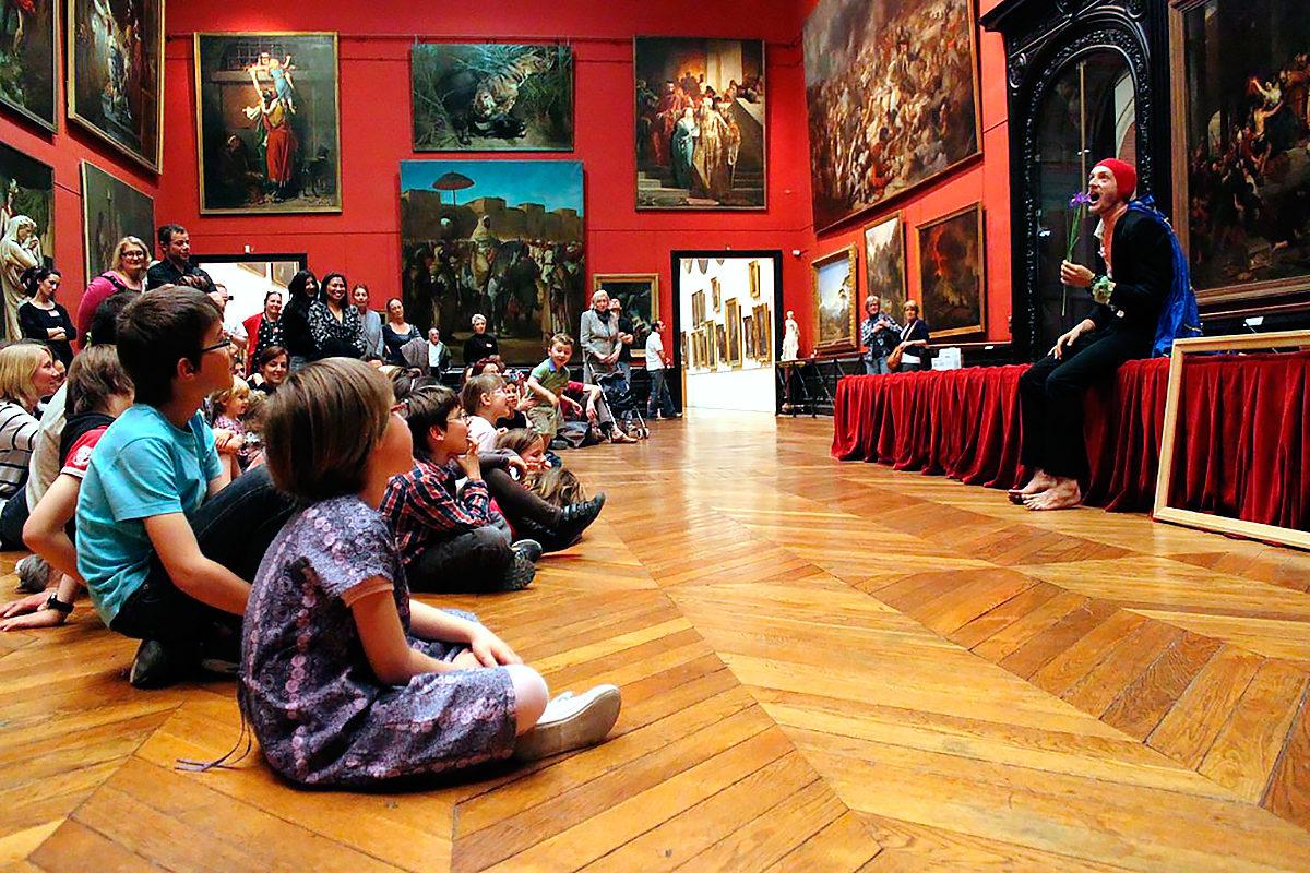 Экскурсия для детей в музее