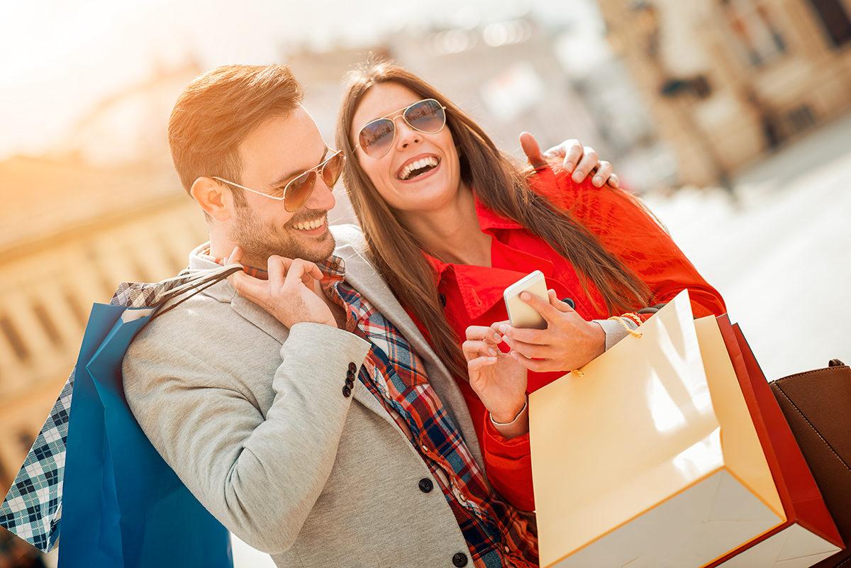 Удачные покупки залог хорошего настроения