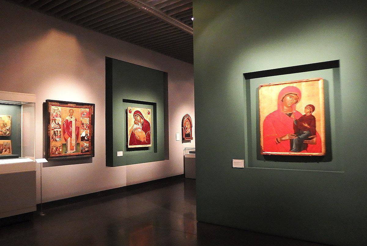 Музей Бенаки, интерьер