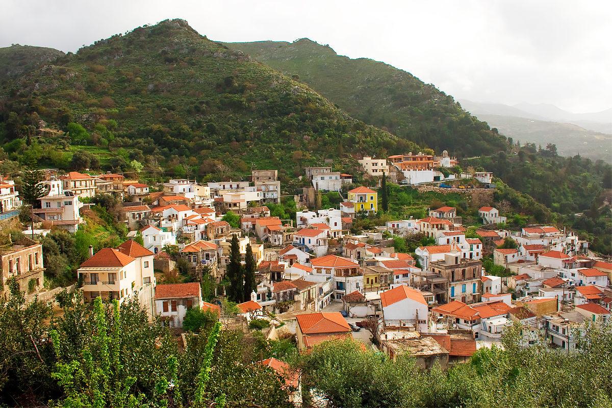 Деревня Аргирополис
