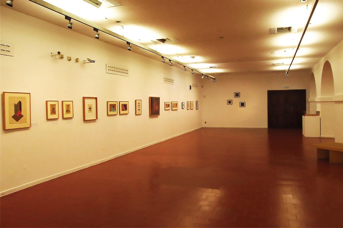 Интерьер Государственного музея современного искусства