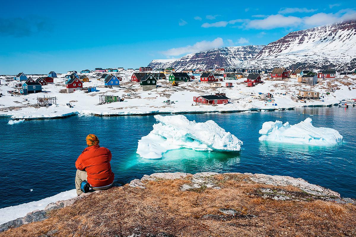Типичная Гренландия