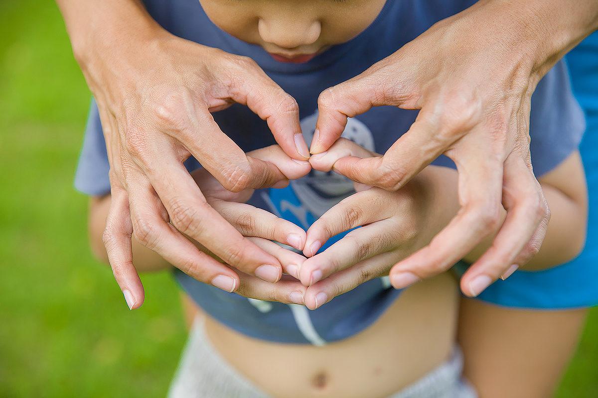 Язык жестов о любви - всегда один