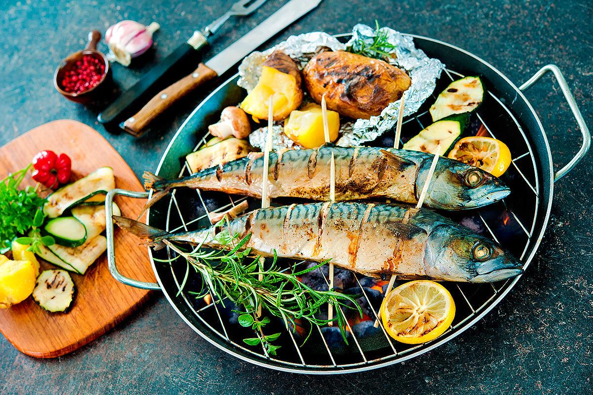 Рыба-барбекю