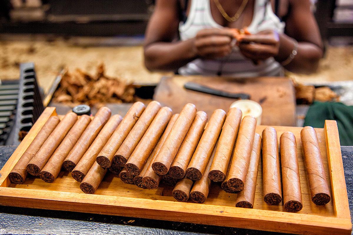 Рынок сигар в Гайане