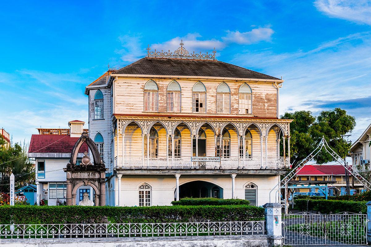 Джорджтаун, Гайана