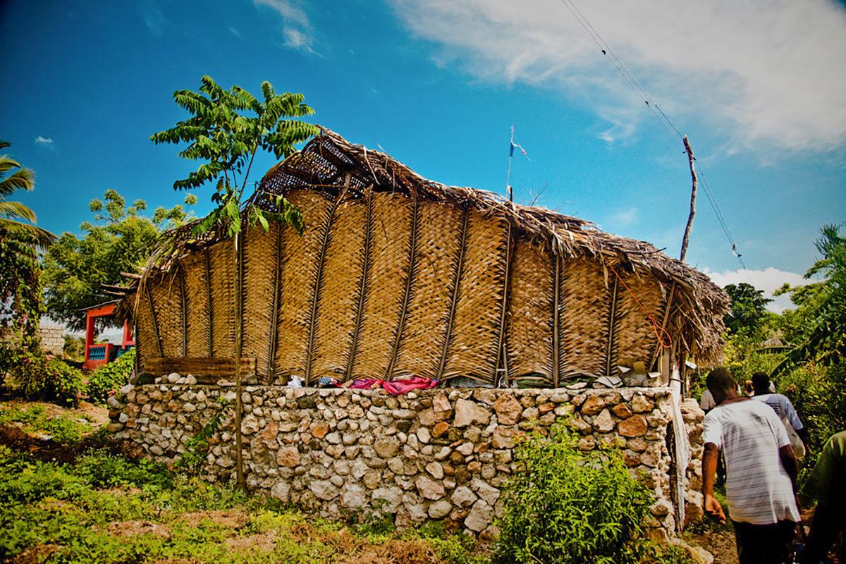 Храм вуду, Гаити
