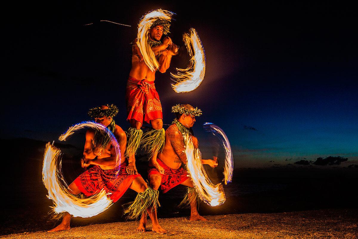 Фестиваль на побережье, Гавайи