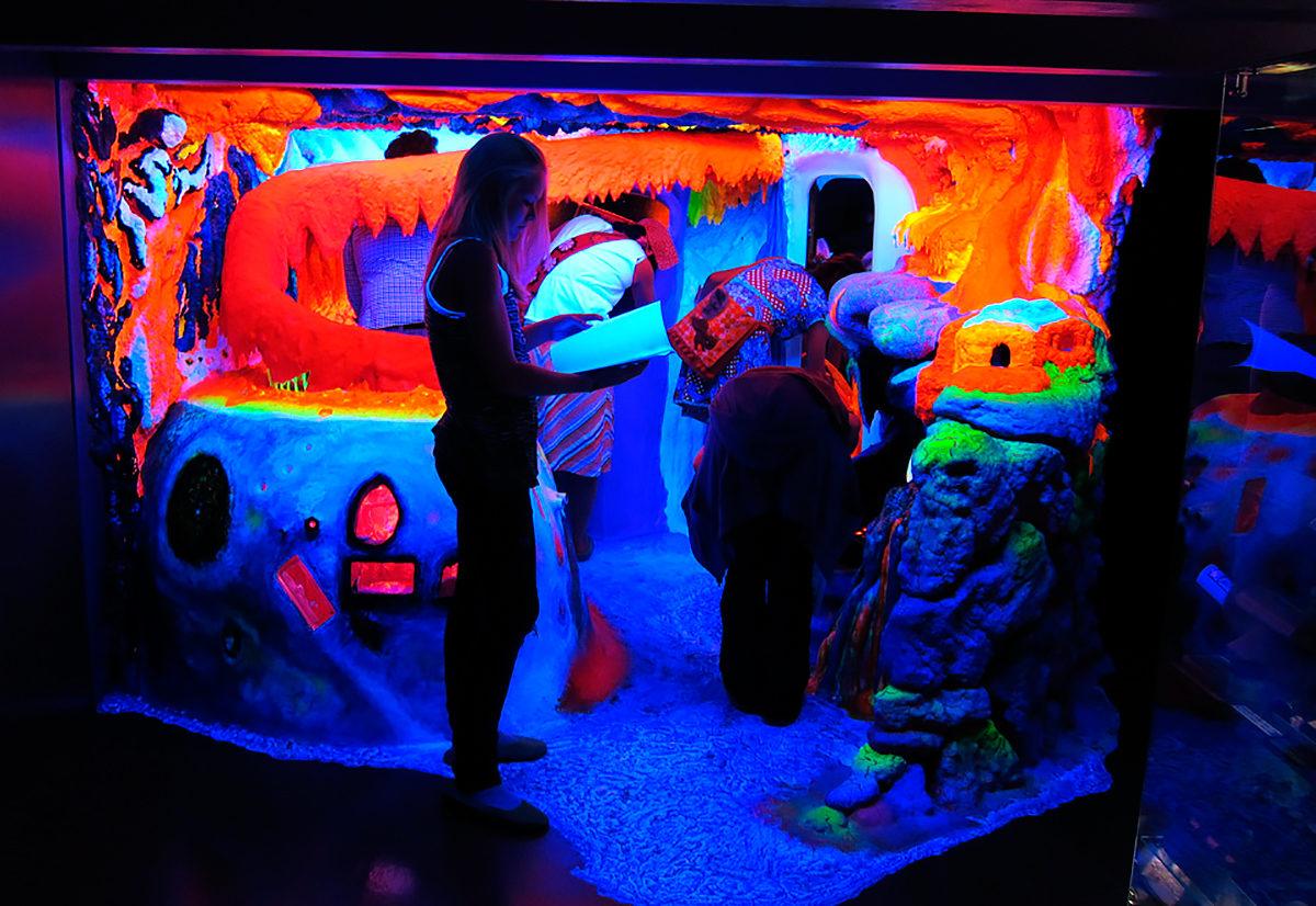 Музей флуорисцентного искусства