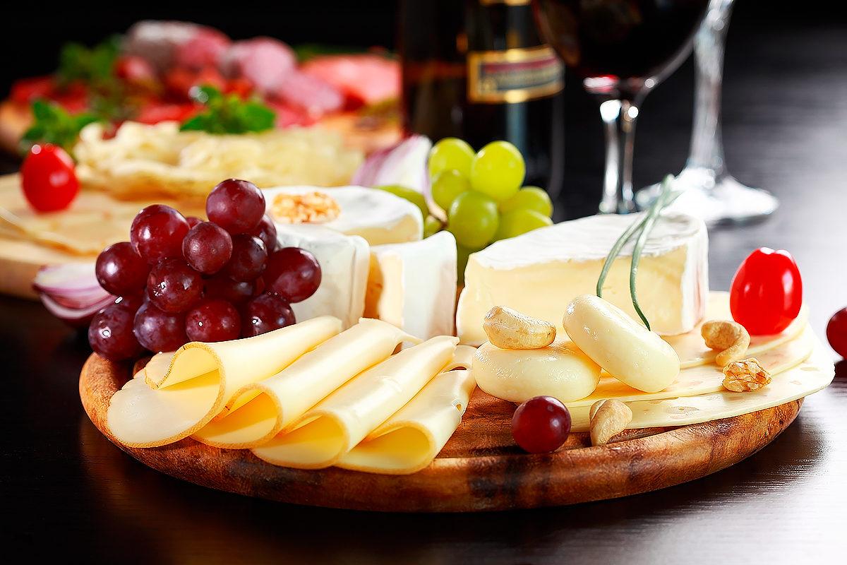 Разнообразие сыров