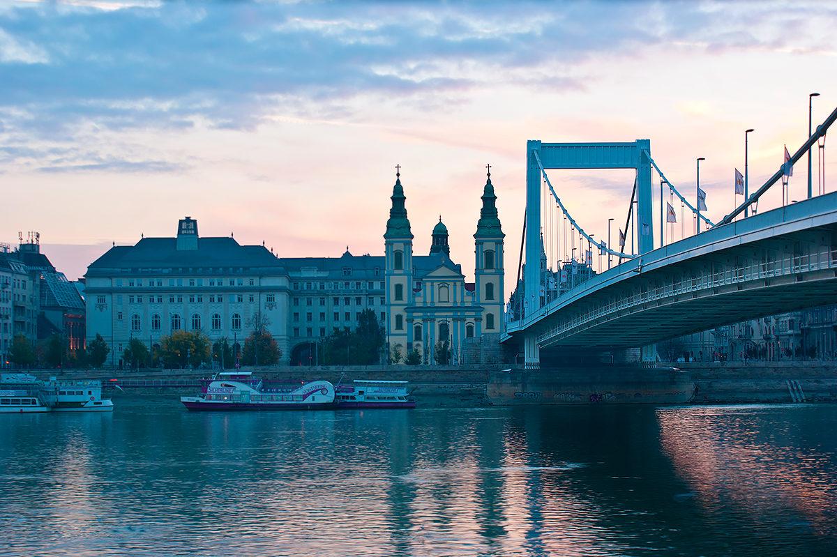 Мост Эржебет
