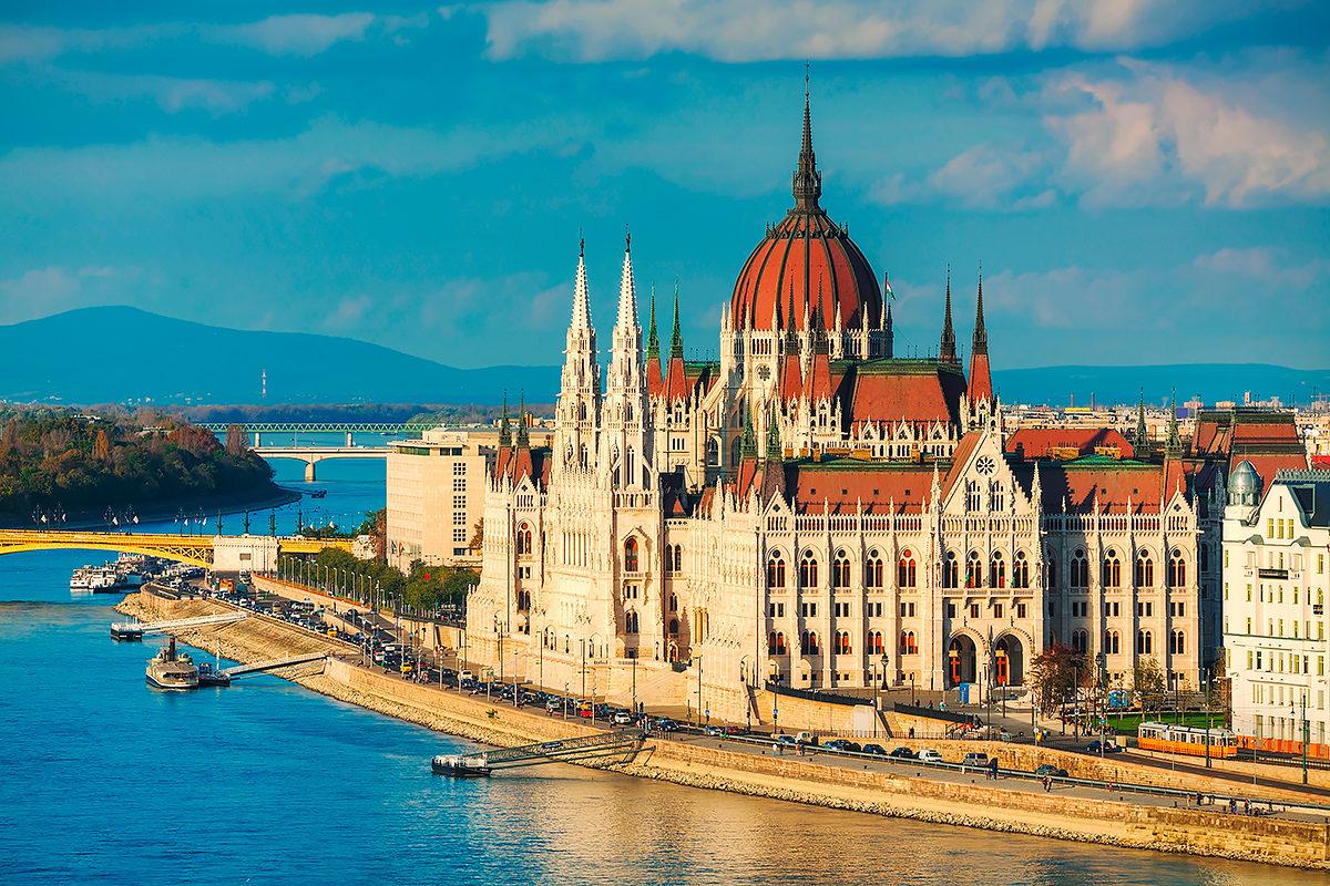 Здание парламента, Будапешт