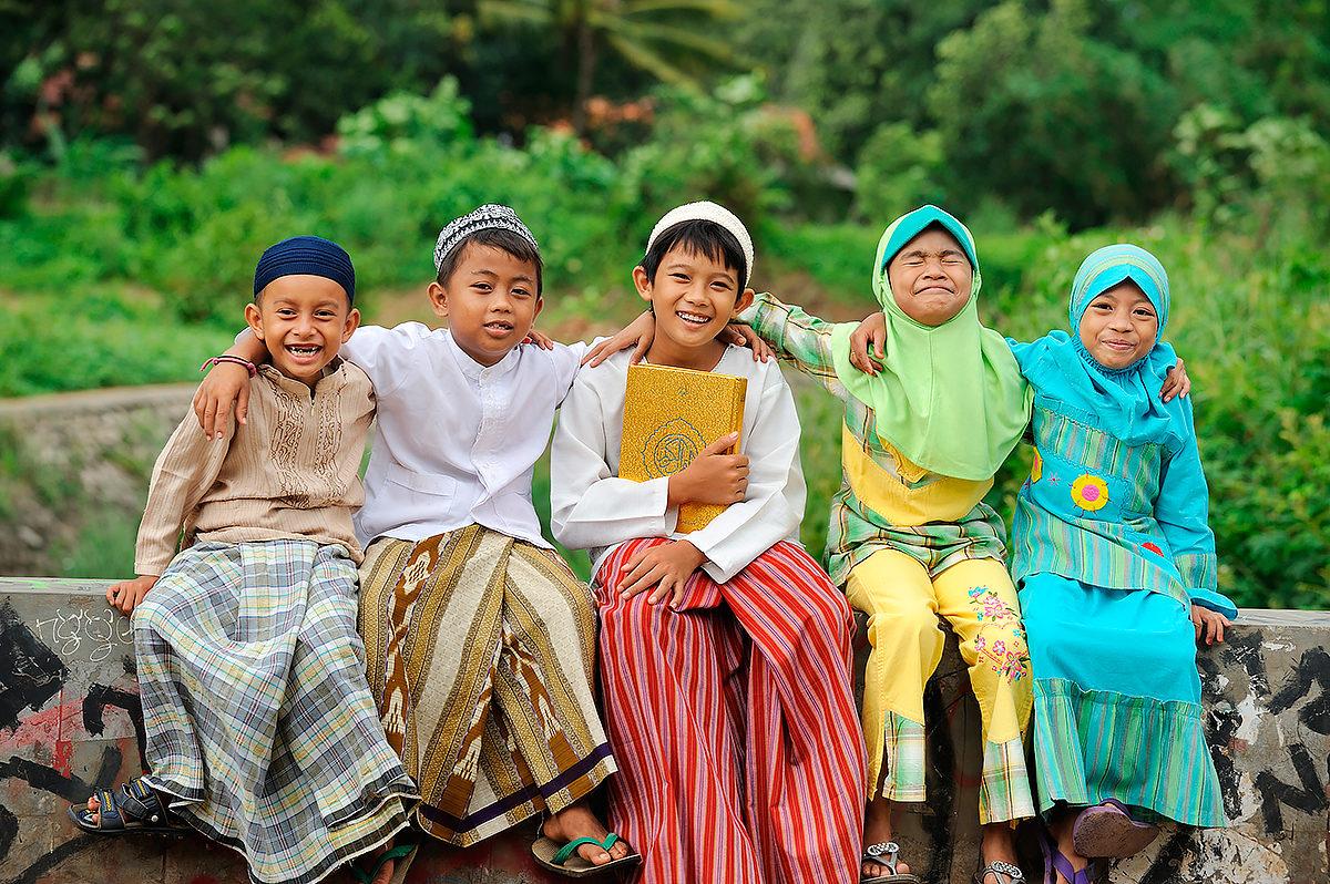 Индонезия-мусульманская страна