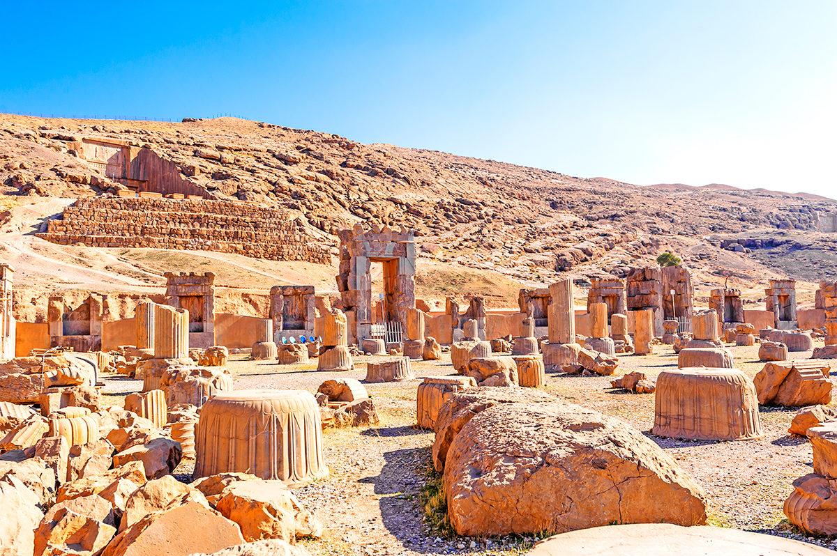 Персеполис - наследие Персии