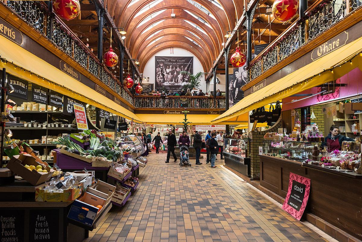 Английский рынок, Корк