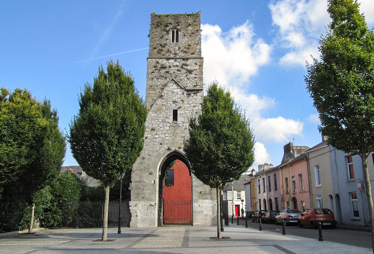 Башня Красного аббатства, Корк
