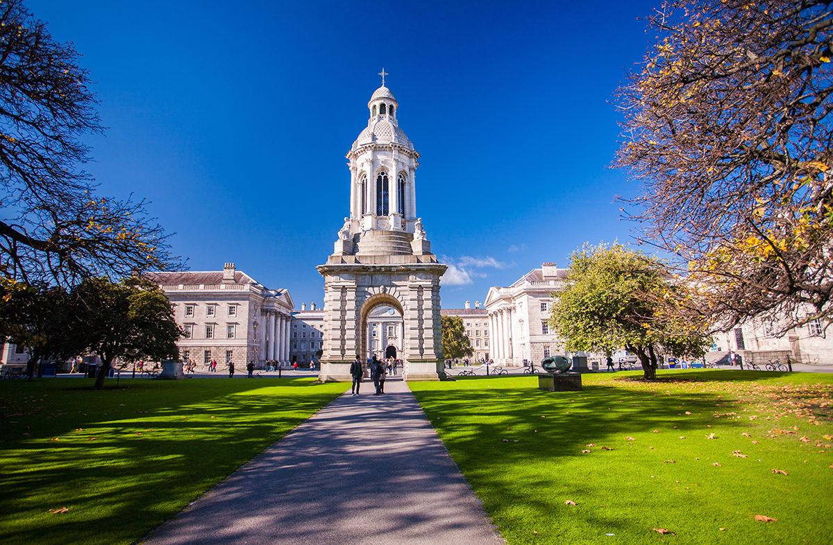 Тринити-колледж, Дублин
