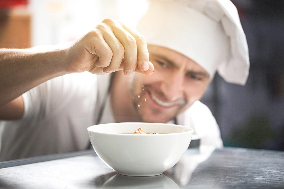 Суп от шефа