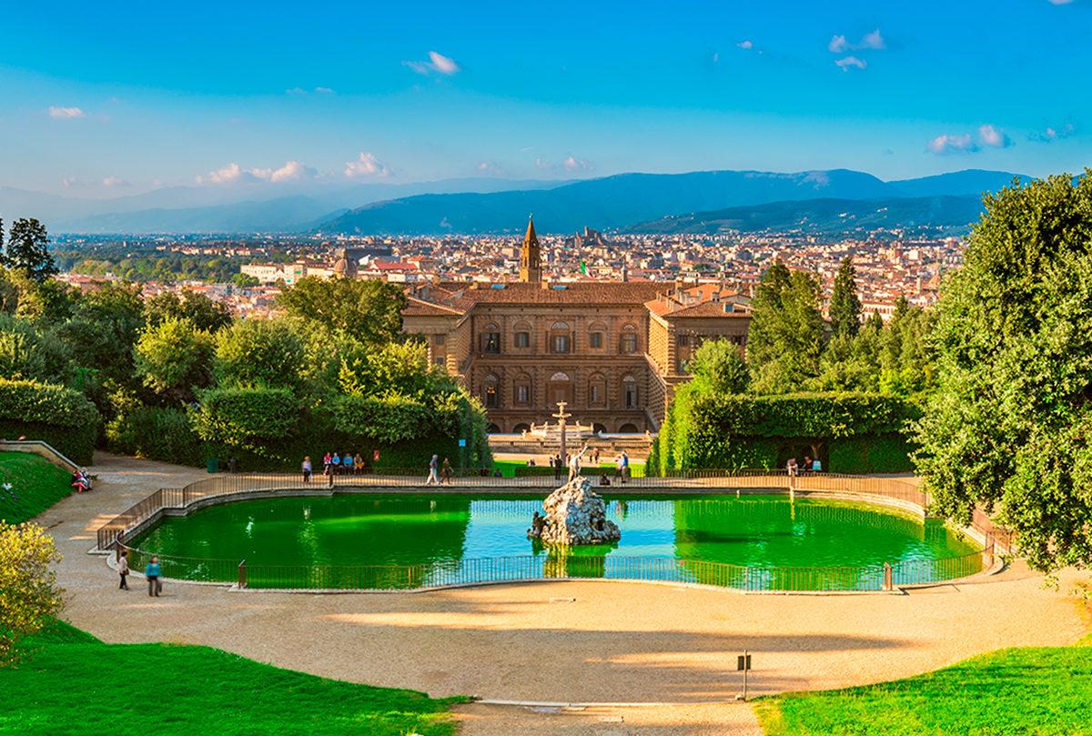 Дворец Палаццо-Пити, Флоренция