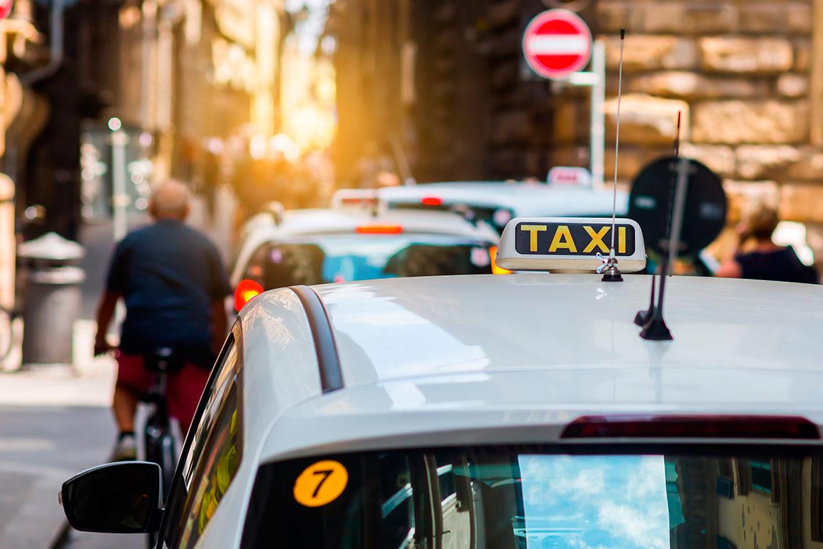 Такси во Флоренции, Италия