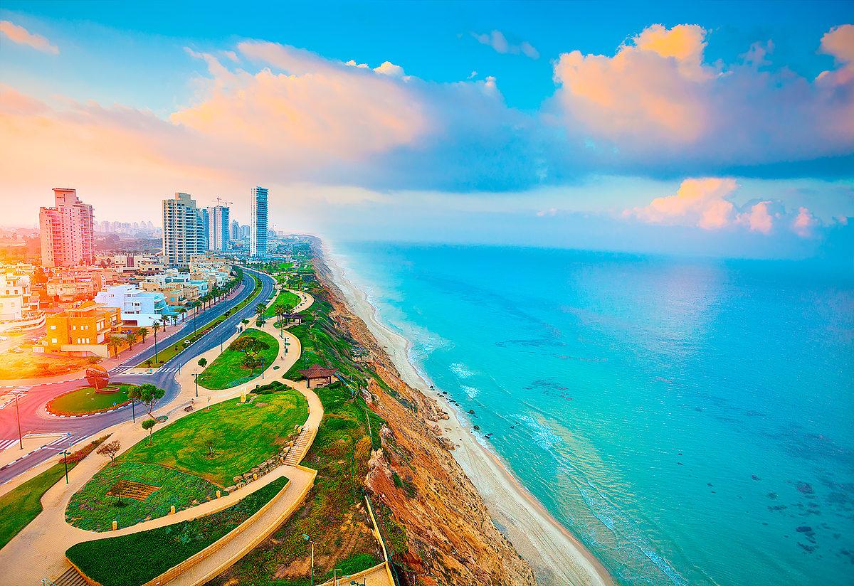 Нетания, Израиль