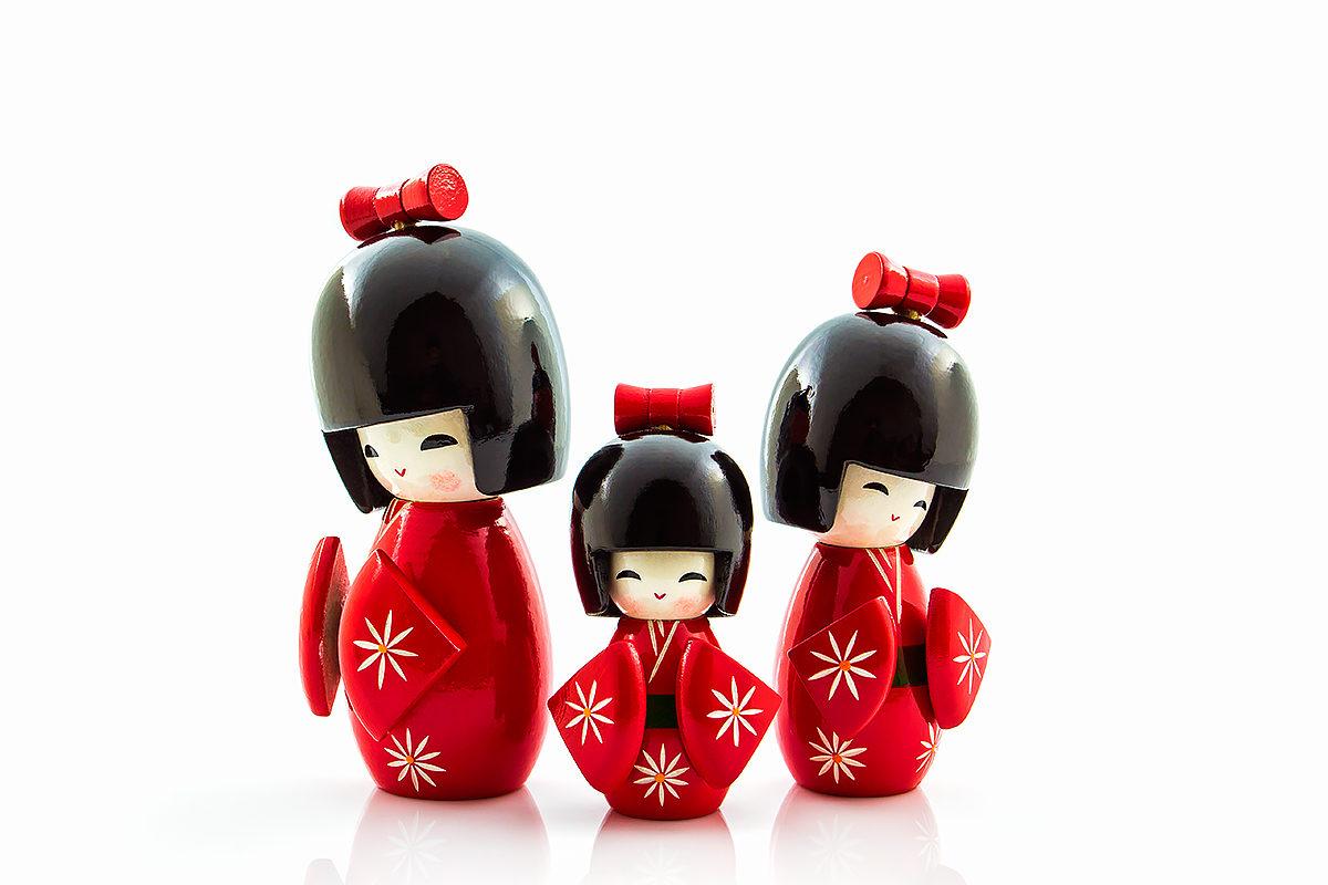 Куколки Кокэси