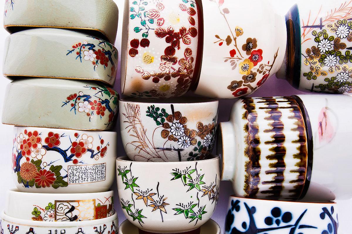 Японский порцелан