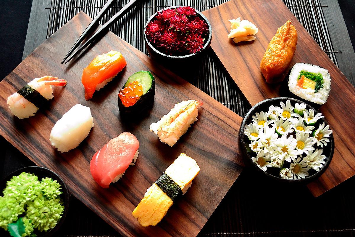 Разнообразие японской кухни