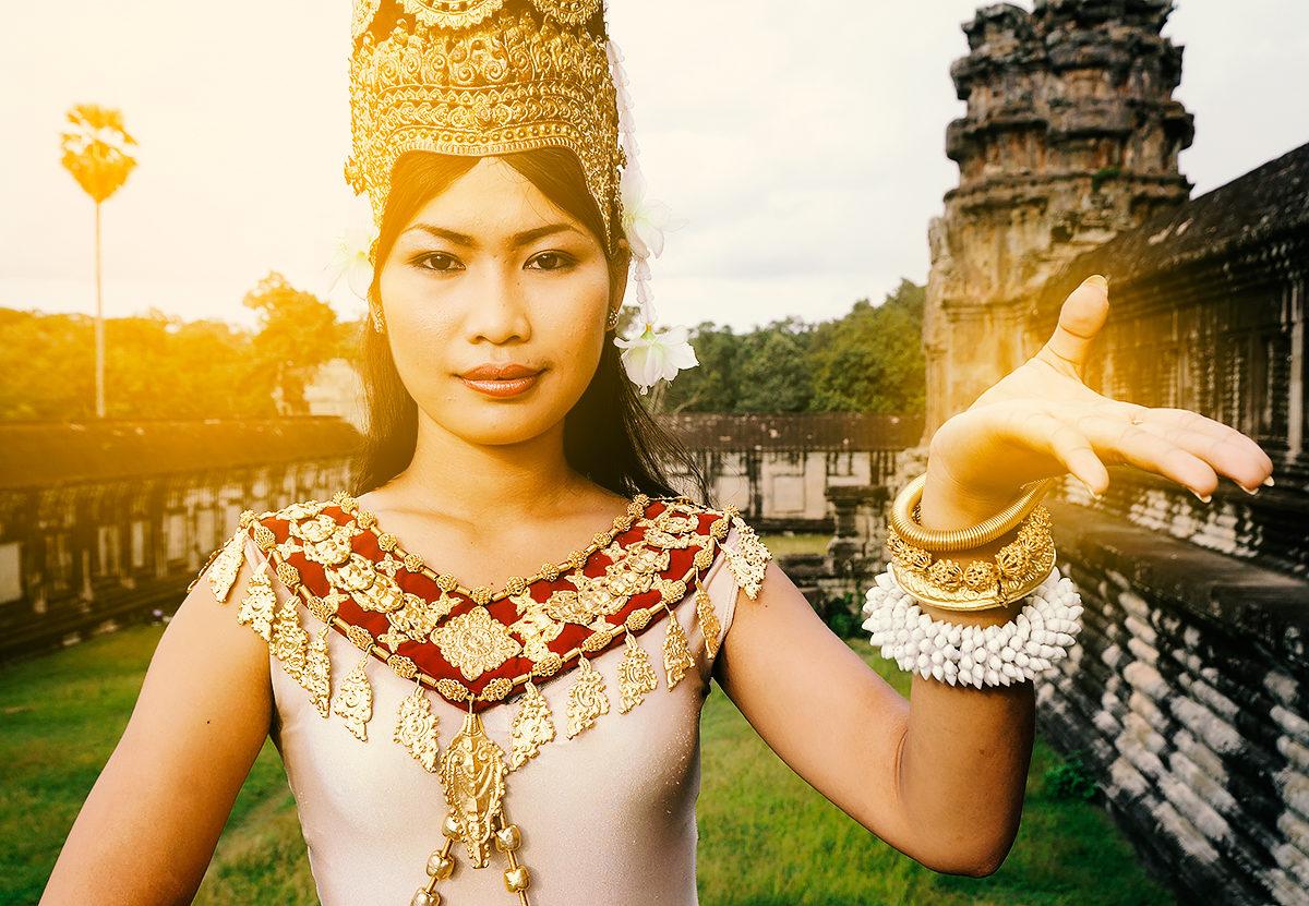 Добро пожаловать в Камбоджу!