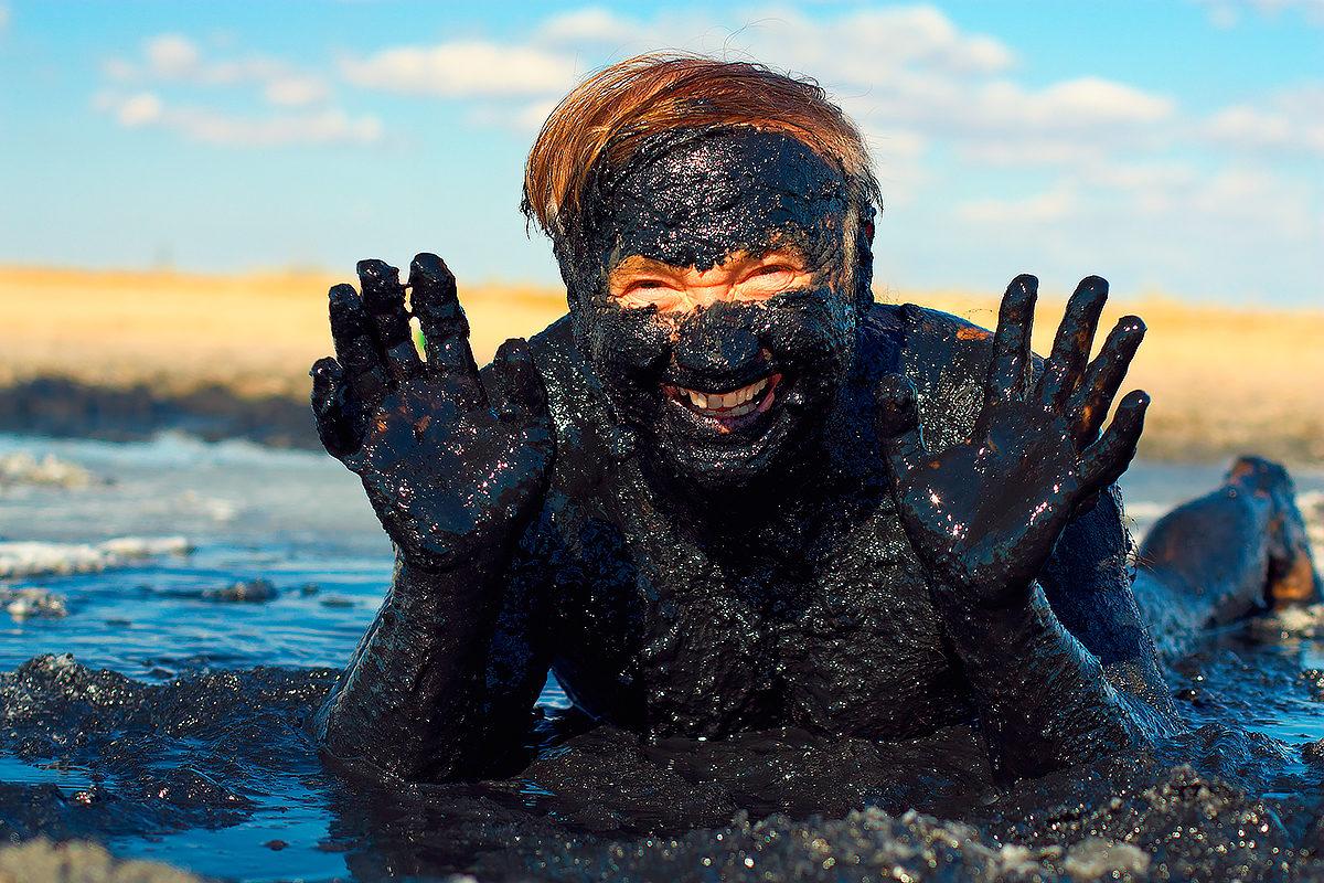 Торфяная лечебная грязь, Киргизия