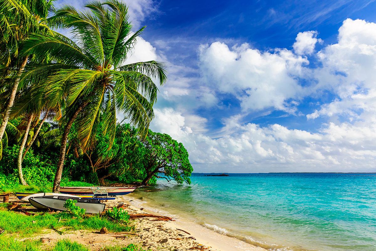 Затерянный мир Кирибати