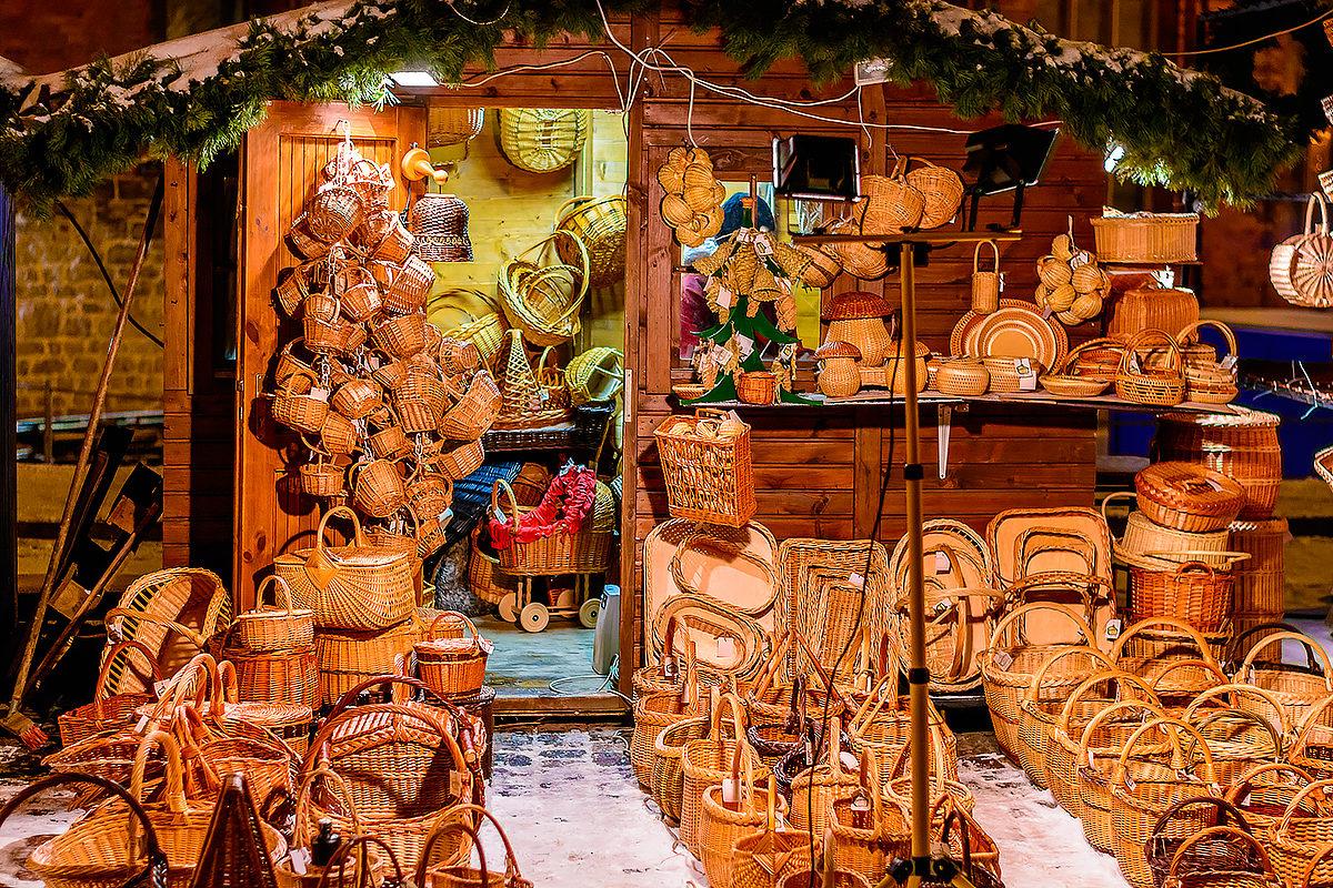 Рождественский рынок, Рига