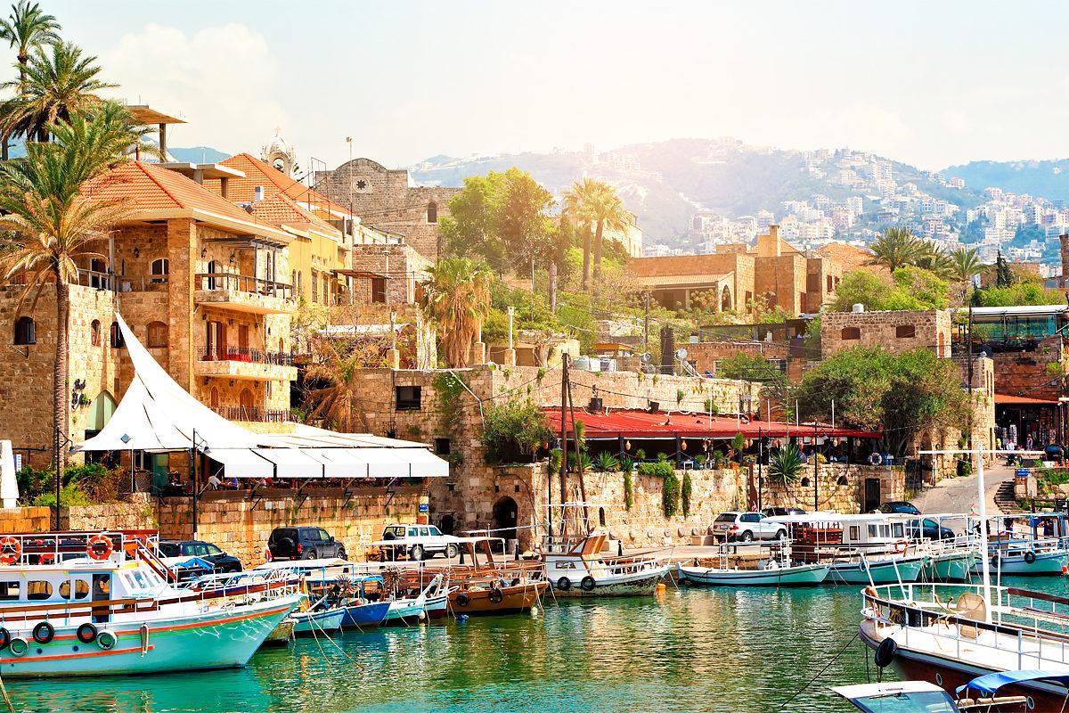 Такой колоритный Ливан