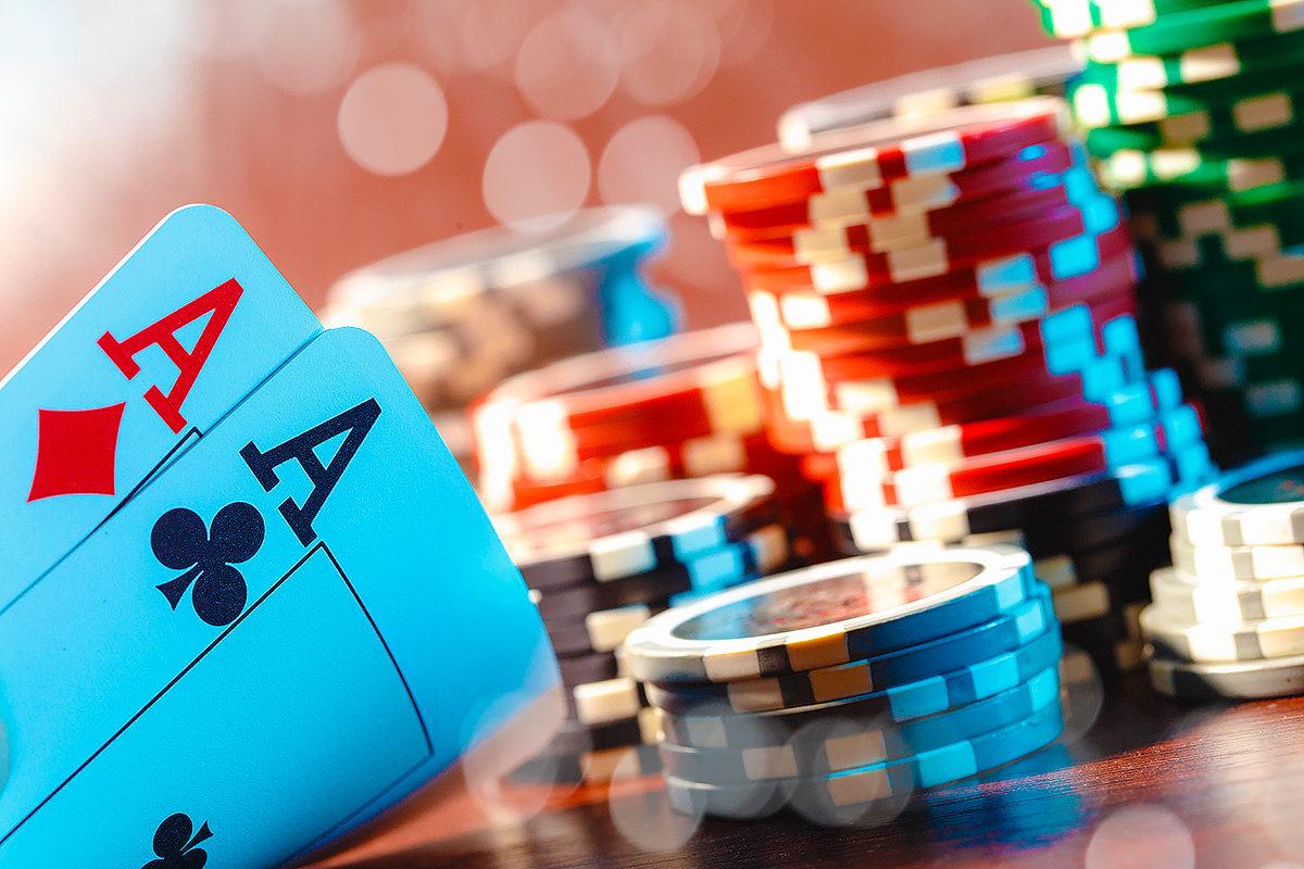 Покер, Макао