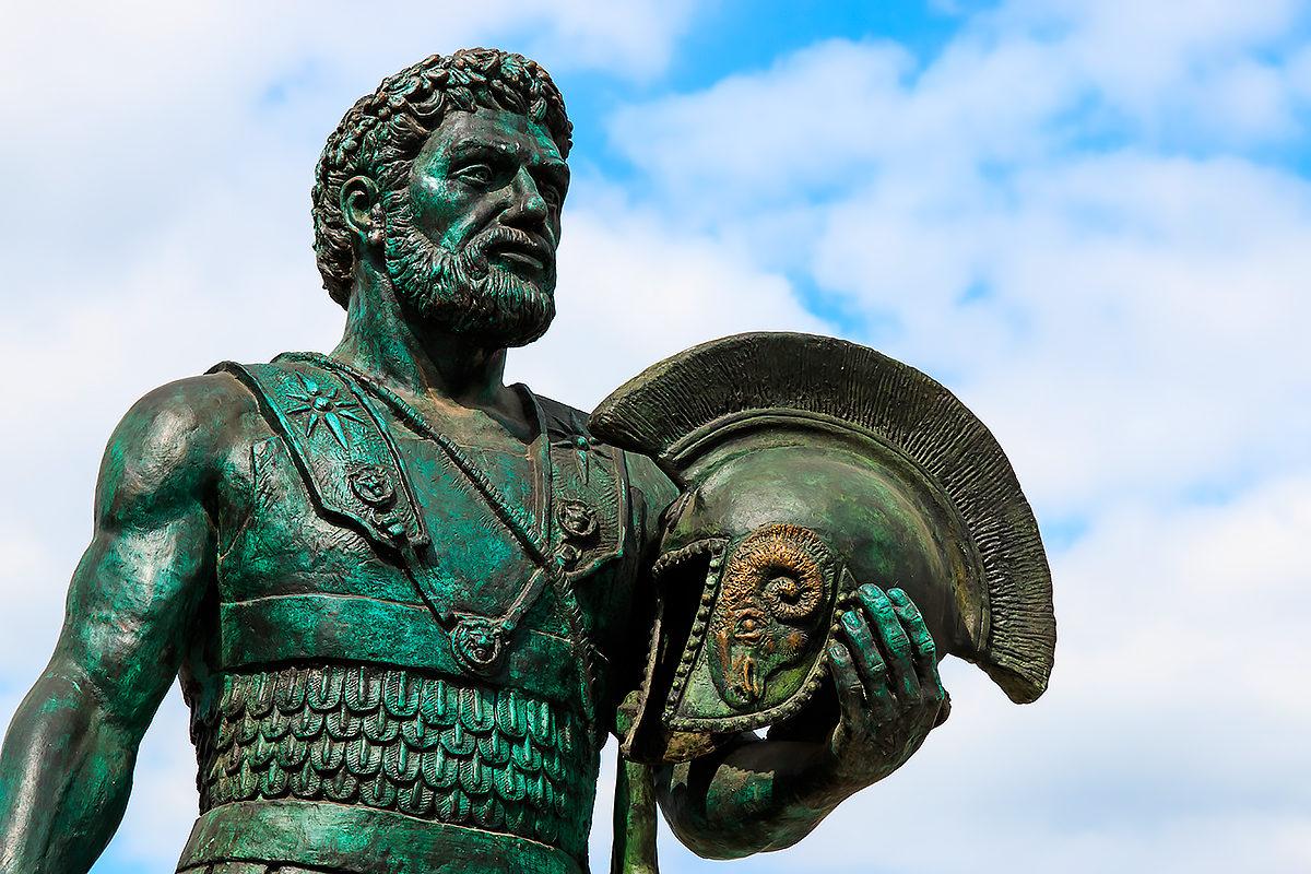 Римское прошлое Македонии