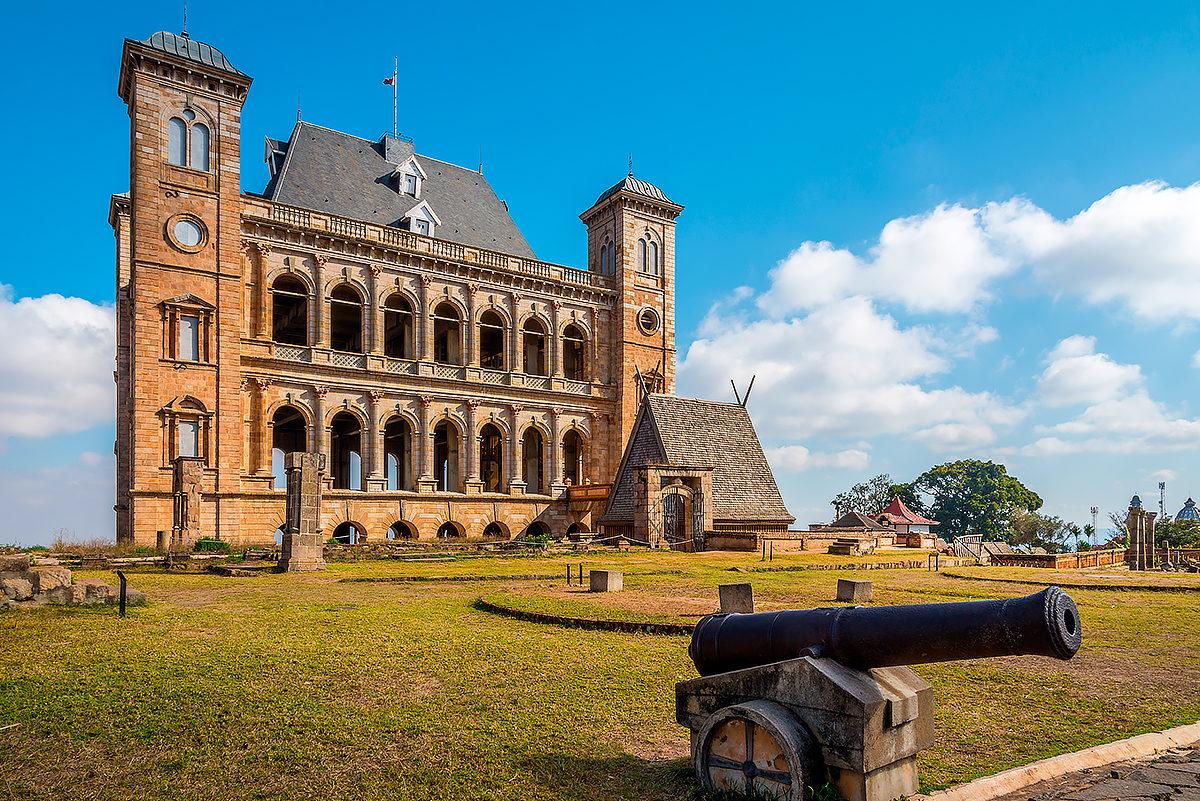 Дворцовый комплекс Рува, Мадагаскар