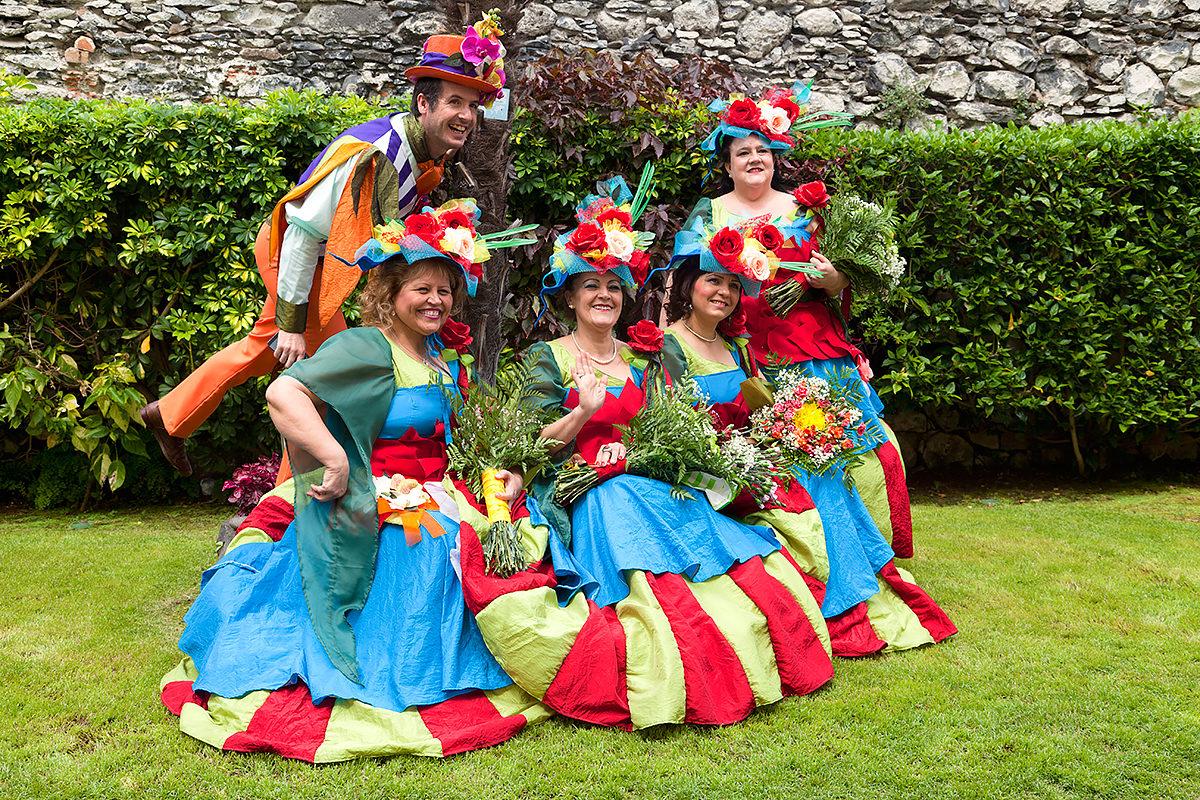 Парад цветов - фестиваль, Мадейра
