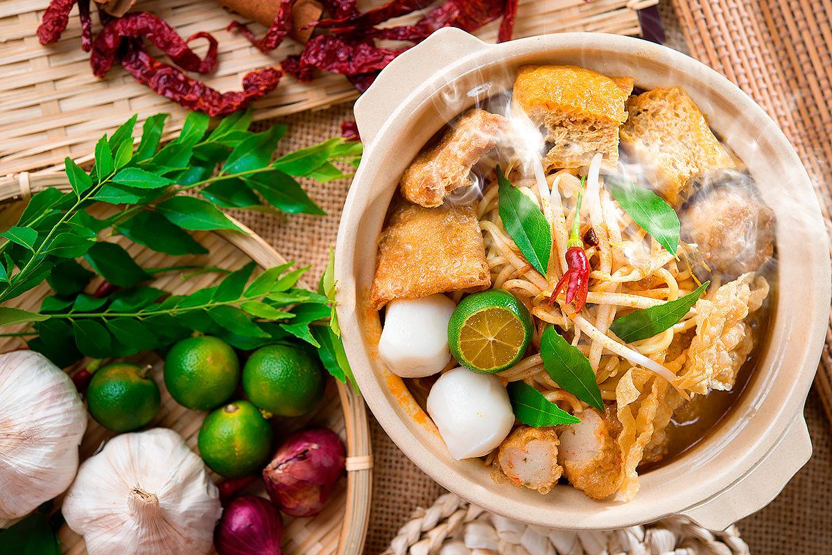 Разнообразие малазийской кухни