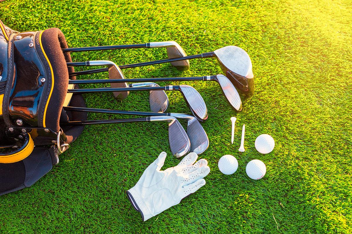 Для любителей гольфа