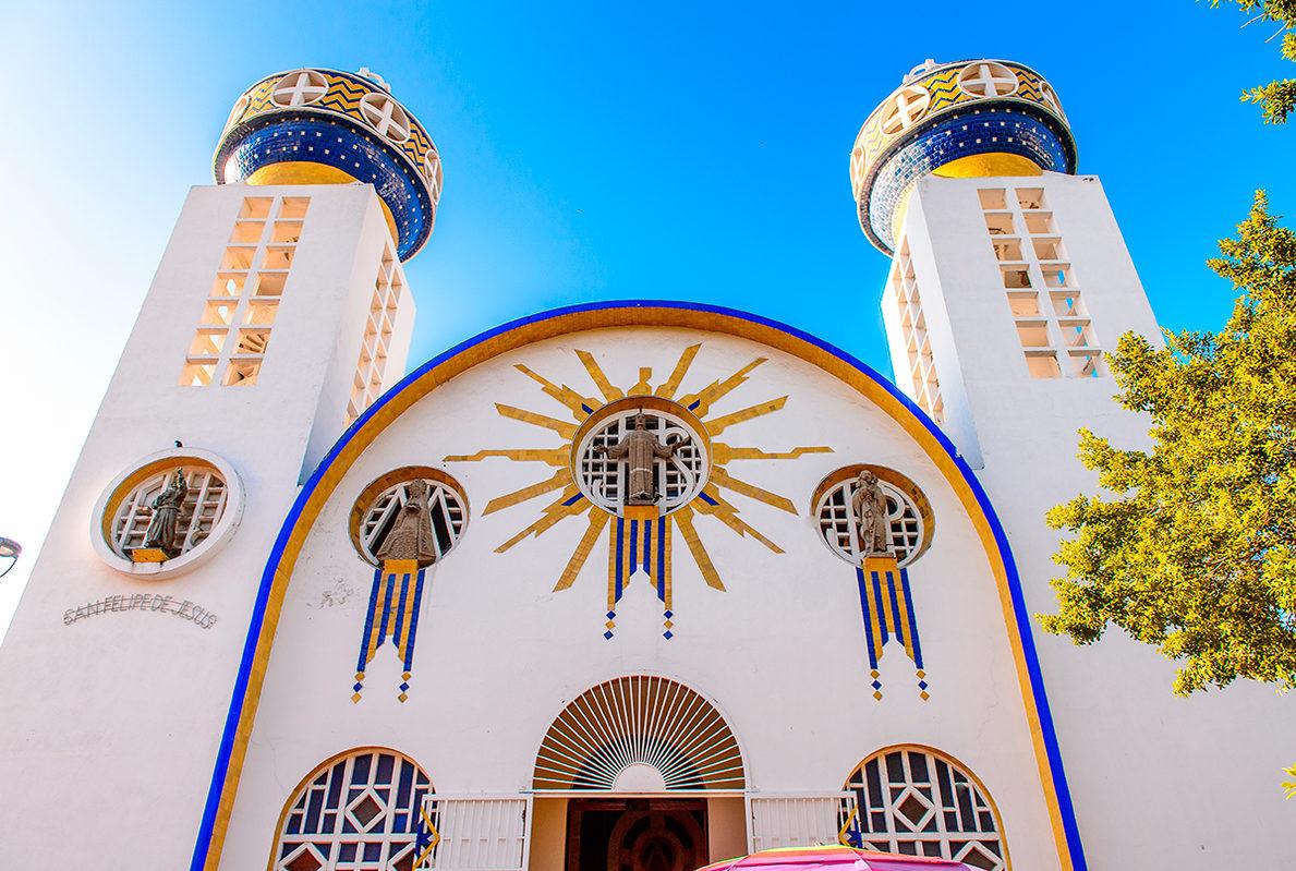 Собор госпожи Одиночество, Акапулько