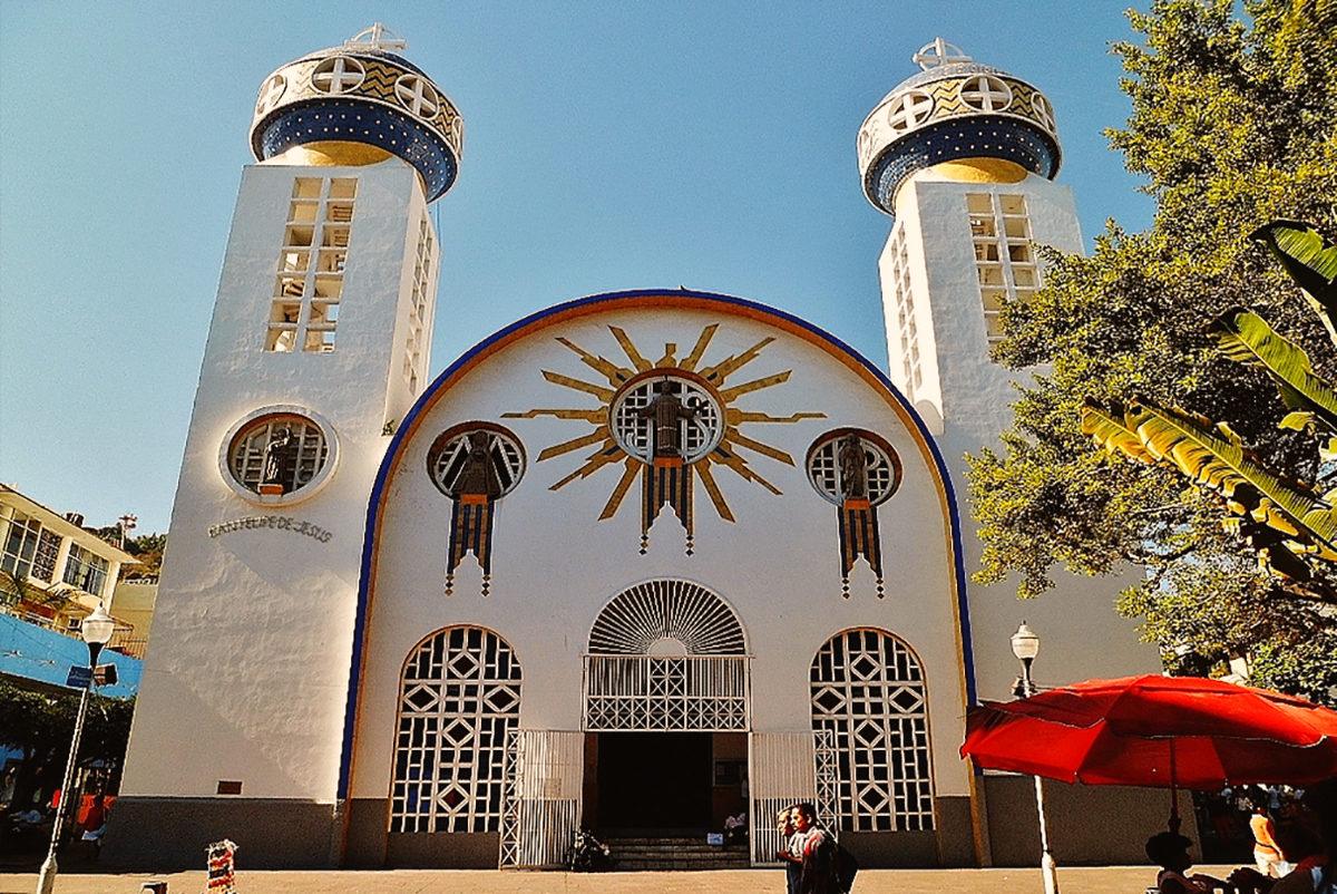 Cathedral Nuestra Senora de la Soledad, Акапулько