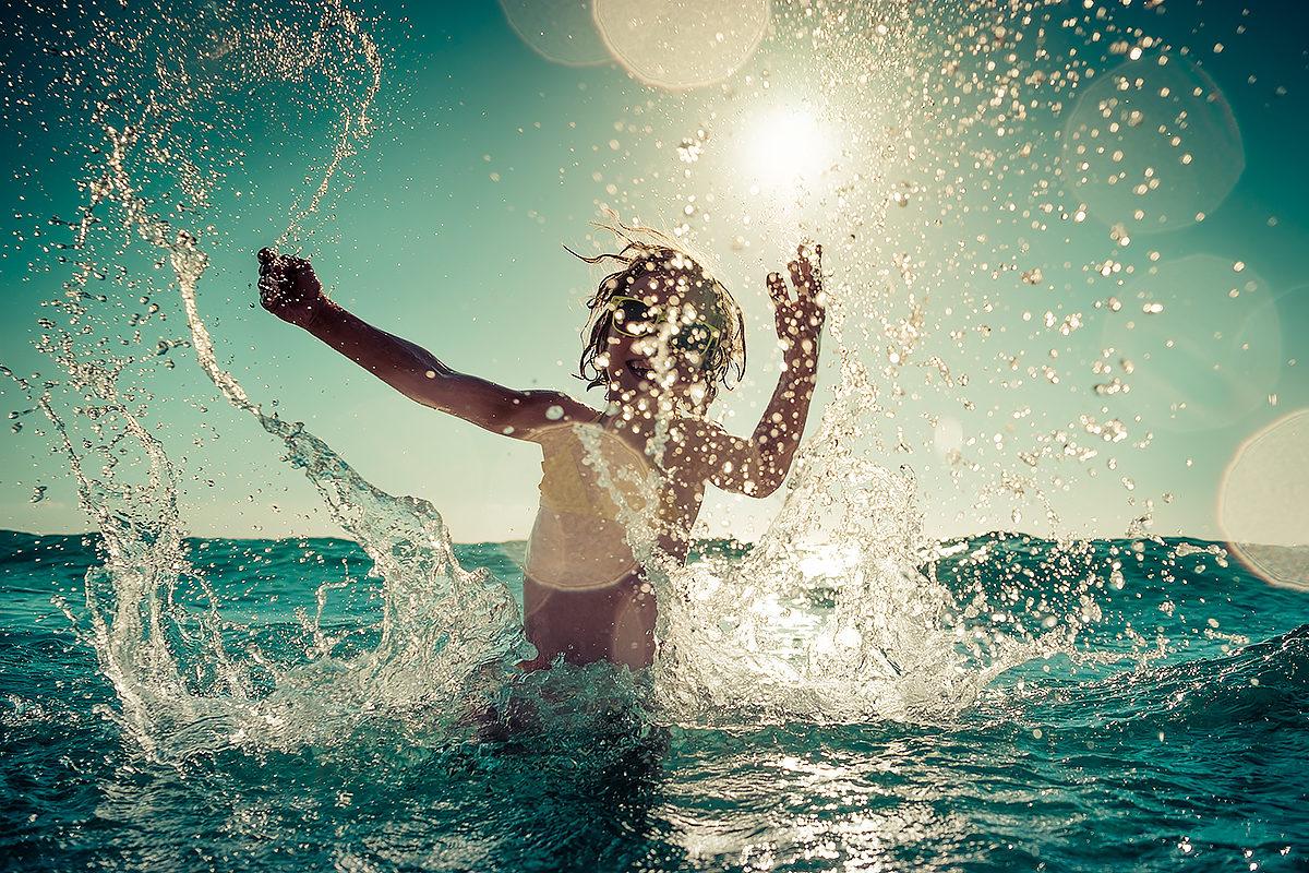 После моря только море!