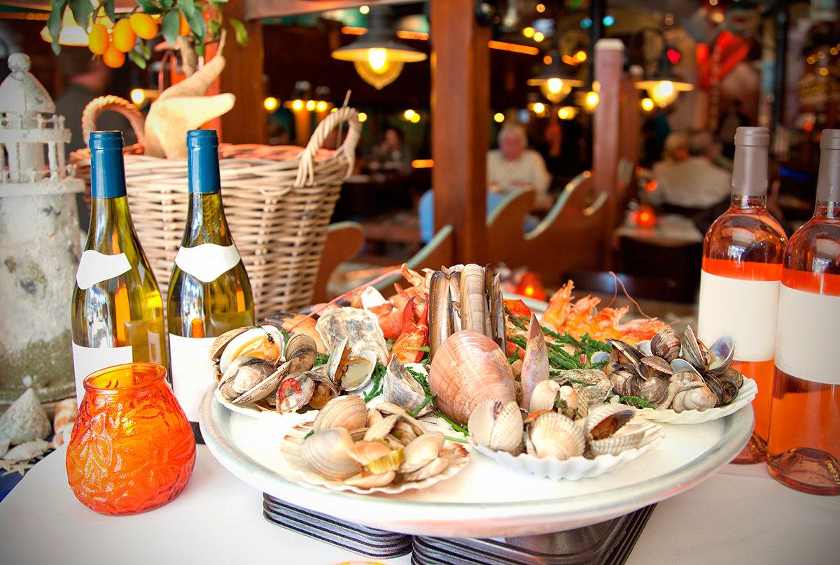 Для любителей морепродуктов