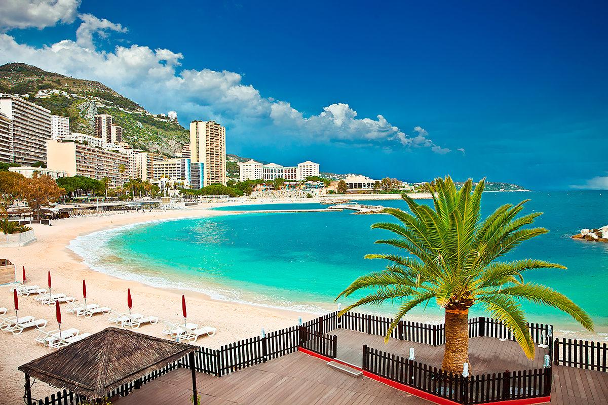 Пляж Монако