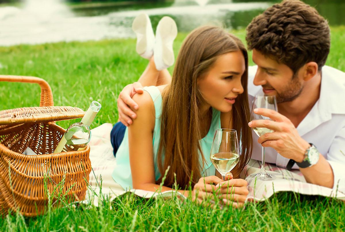 Свидание с белым вином в райской Черногории